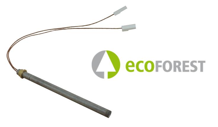 Comment changer une bougie sur un poêle à granulés Ecoforest en 10 étapes